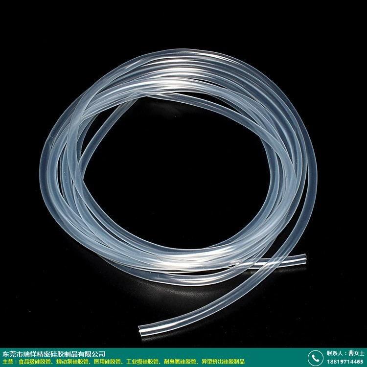 耐臭氧硅胶管的图片