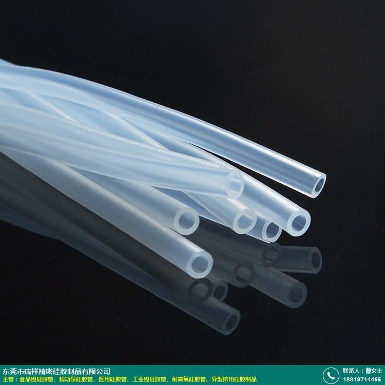 管道用耐臭氧硅胶管现货批发的图片