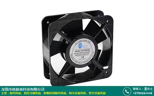 呼吸器散热风扇生产厂商的图片