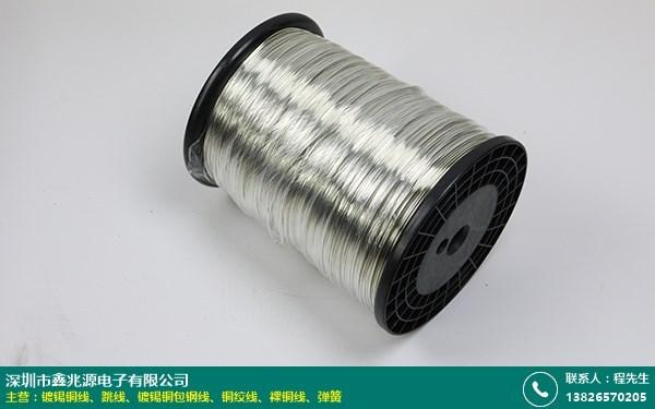 耐高温镀锡铜线网套的图片