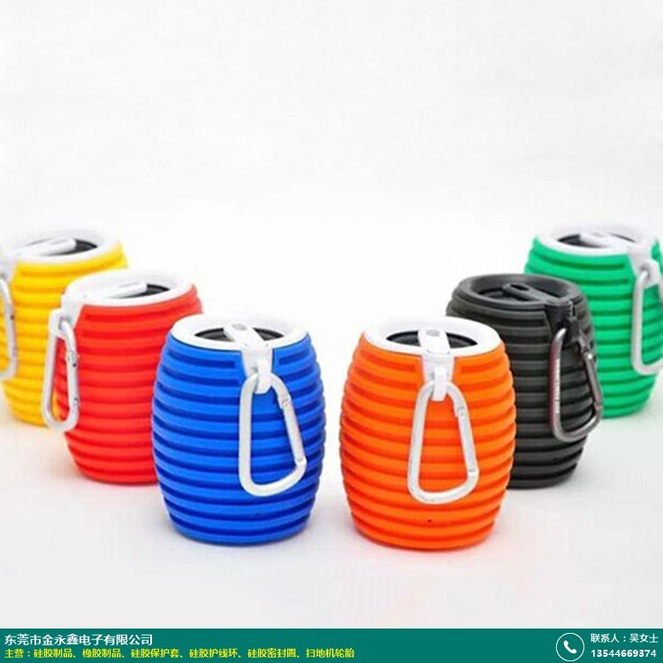 东莞音响运动器材硅胶保护套哪家好的图片