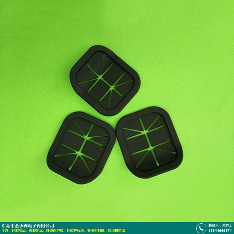 硅胶护线环的图片