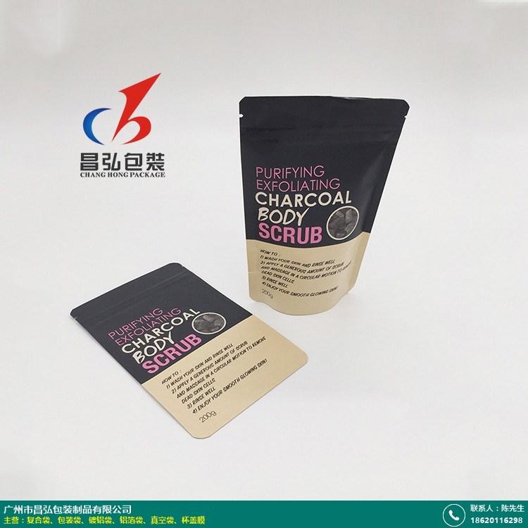 咖啡食品复合袋的图片