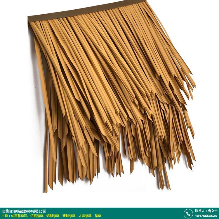 塑料茅草的图片