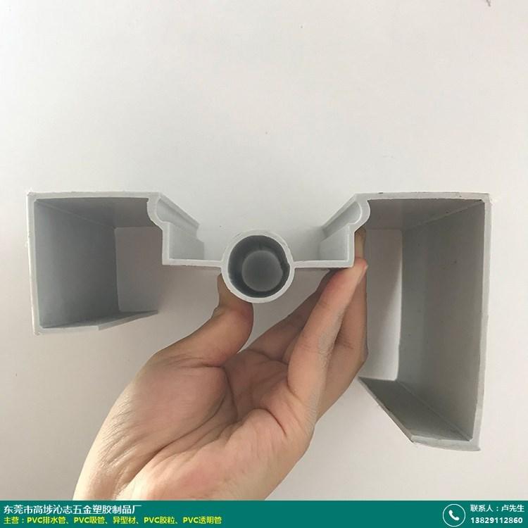 河源PVC塑料异型材批发价的图片