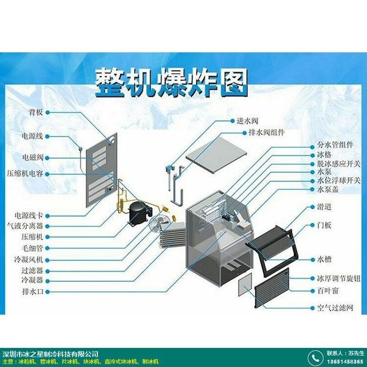 扬州水冷冰粒机感温头的图片