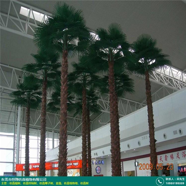 仿真棕榈树的图片