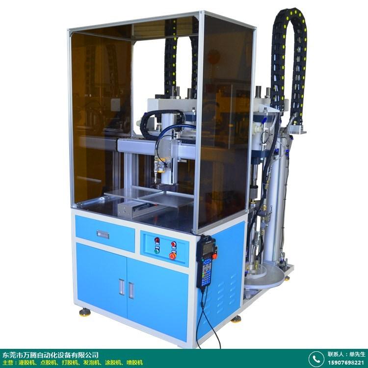 惠州液态硅胶打胶机厂的图片