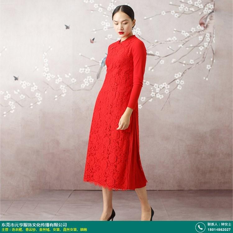 连衣裙的图片