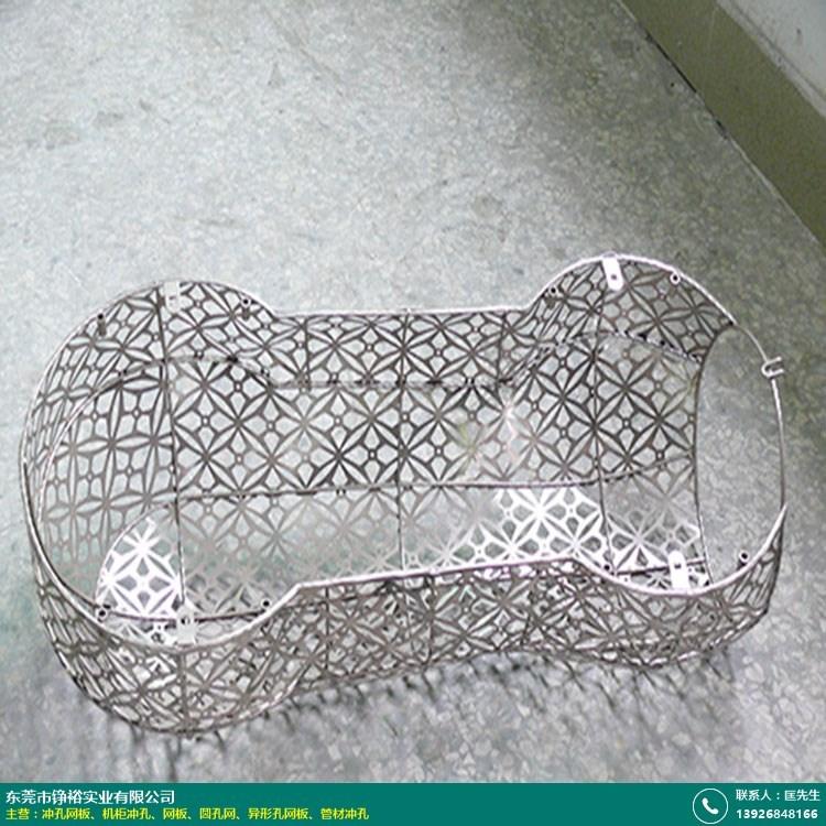 异形孔网板的图片