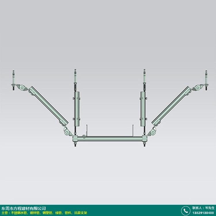 南城桥架双向抗震支架代理的图片