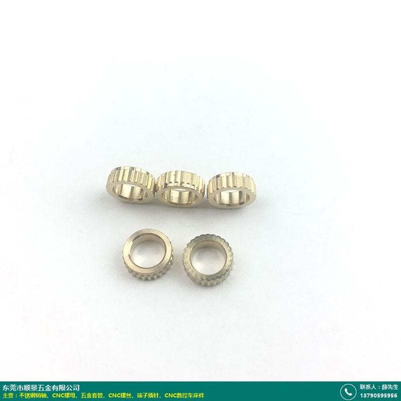 CNC螺母的图片