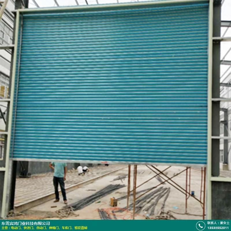 阳江铁艺电动门供应商的图片