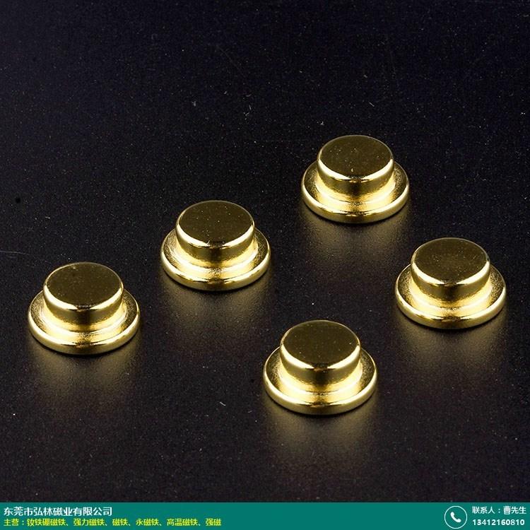 沉头孔钕铁硼磁铁研制的图片