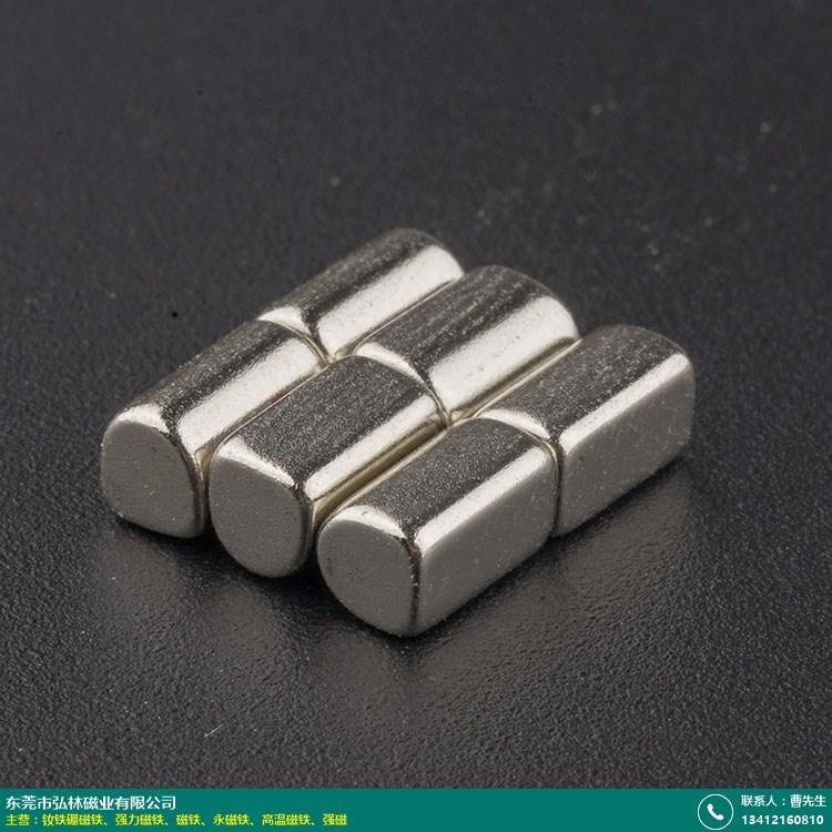 杭州磨边钕铁硼磁铁生产厂家的图片