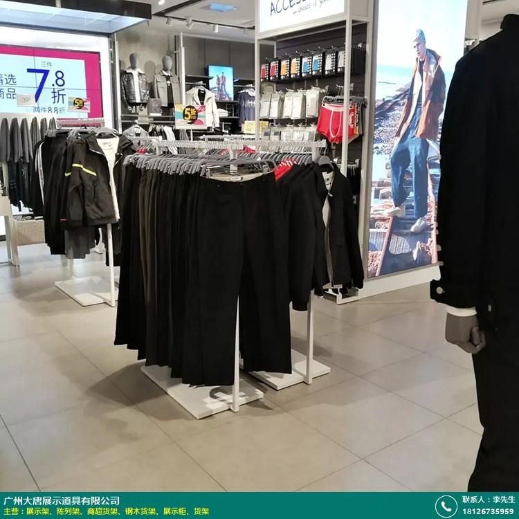 洛阳party服装展示架的图片