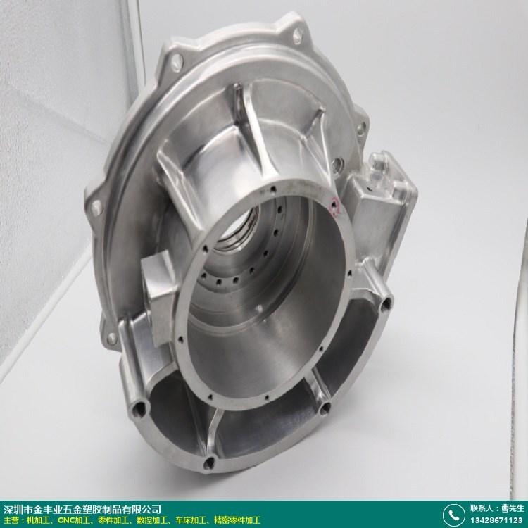 高精度CNC加工企业的图片