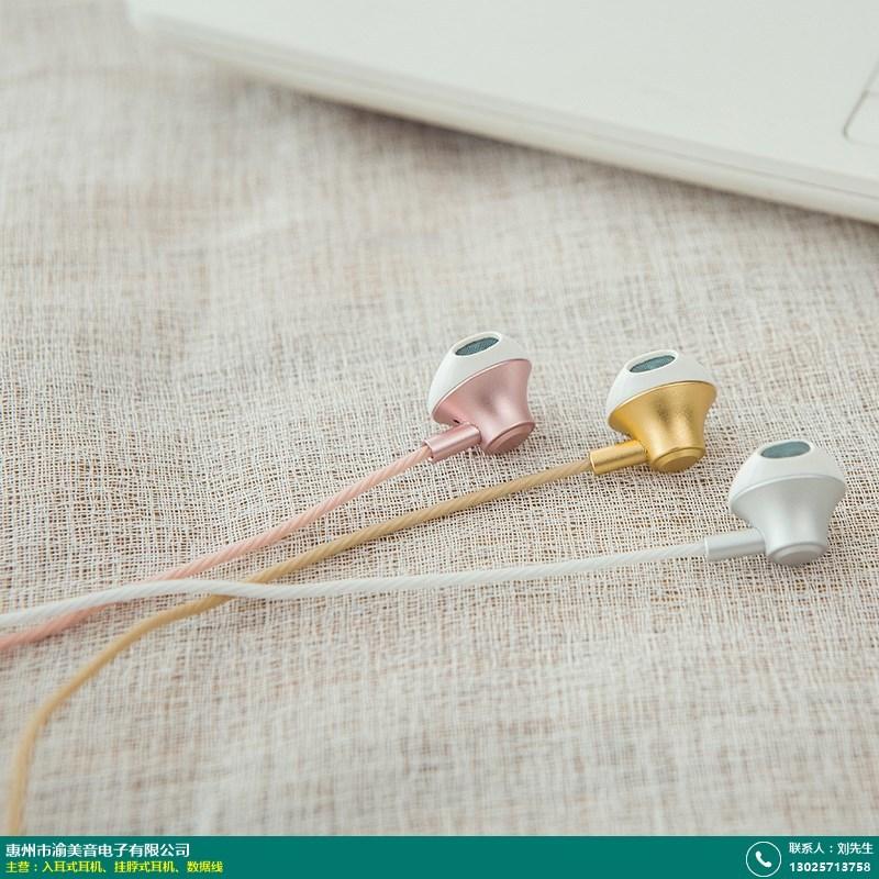 入耳式耳机的图片