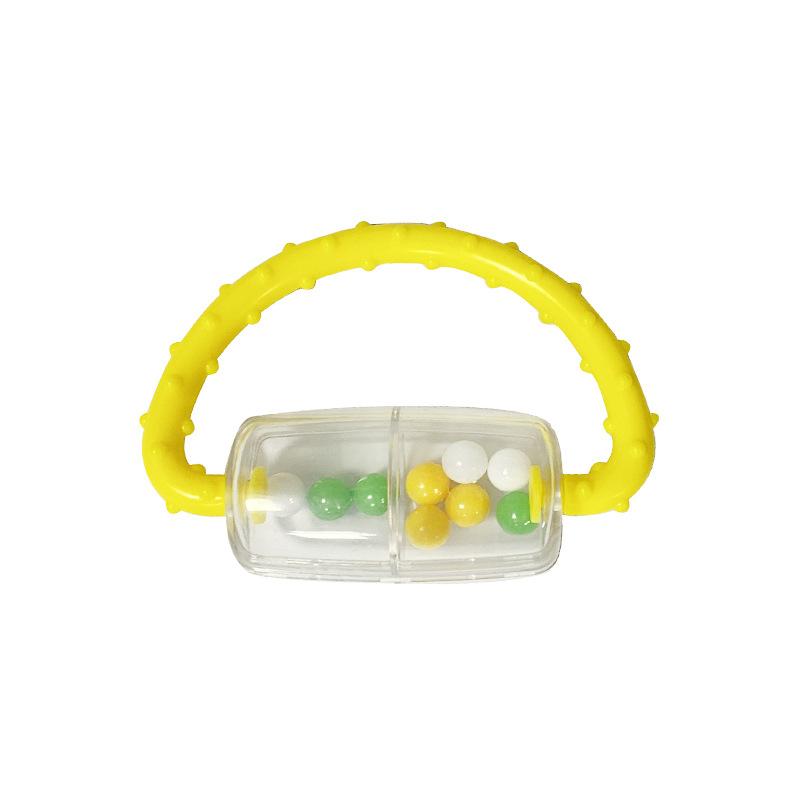 支持加工定制 手腕转动摇铃 手摇铃婴幼儿安抚玩具 可来图来样