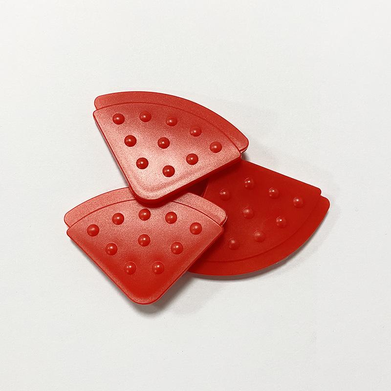 厂家供应 三角牙胶 婴幼儿玩具 培养婴儿手眼协调 支持加工定制