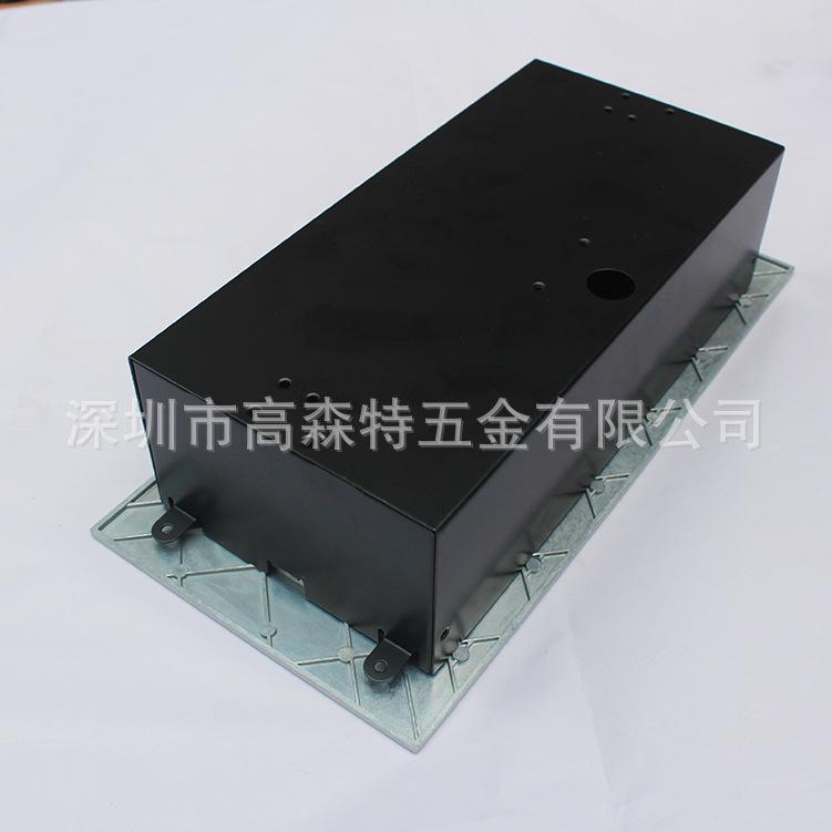 多接口集成桌面插座