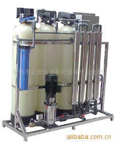 0.5T/H自动反渗透纯水设备