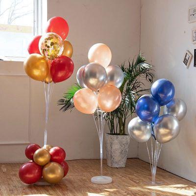 气球桌飘透明支架