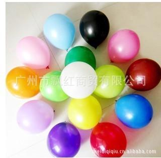 加大彩色大气球定制