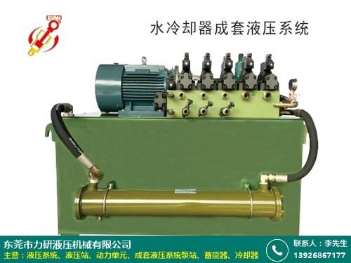 液壓系統的圖片