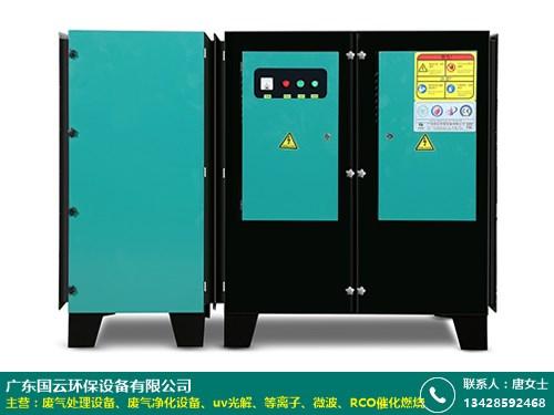 不锈钢废气处理设备厂家的图片