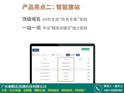北京朝陽雁陣型AI企訊通需要多少錢的圖片