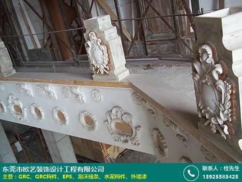 建筑GRC檐線供應的圖片