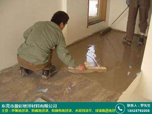 水泥自流平的图片