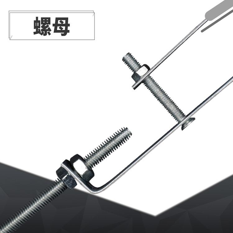 广东螺母龙骨配件生产厂的图片