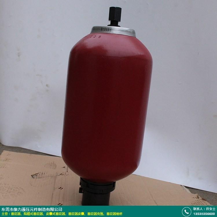 冶金压延蓄能器内胆的图片